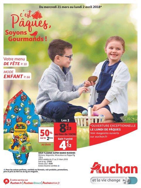 Auchan Catalogues 21 Mars 18