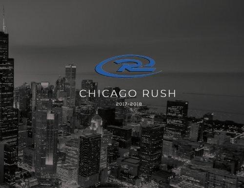 CHICAGO RUSH EBOOK