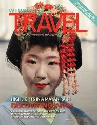 Wine Dine & Travel Magazine Japan Special Issue