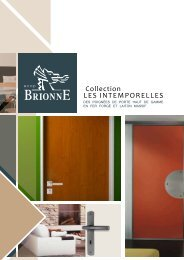 Brionne Collection Intemporelle