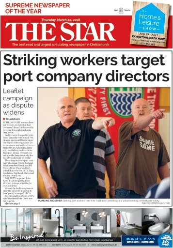 The Star: March 22, 2018