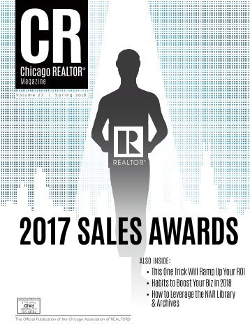 CR Magazine - Spring 2018 (Sales Awards)