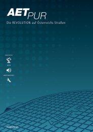 AET PUR Die Revolution auf Österreichs Straßen