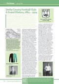 Featured Article Derby County Football Club A Grand History, 1884  to 1924 and 1950s Derby - Page 2