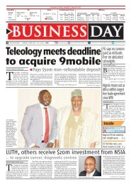 BusinessDay 22 Mar 2018