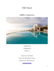 Aries - Mykonos