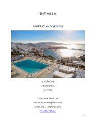 Margo - Mykonos