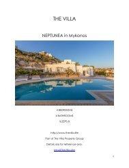 Neptunea - Mykonos