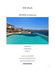 Okyroe - Mykonos