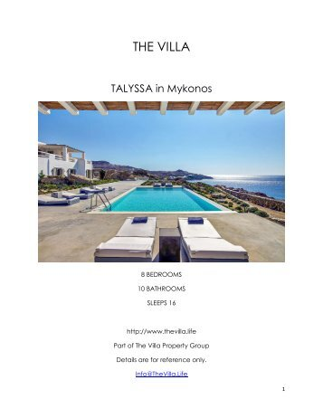 Talyssa - Mykonos
