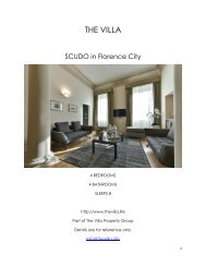 Scudo - Florence City