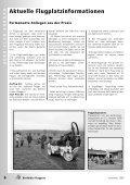 Birrfelder Flugpost - Flugplatz Birrfeld - Seite 6