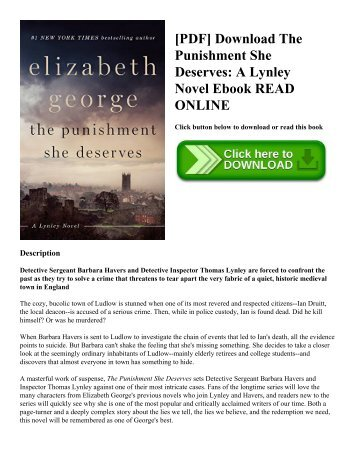 Pdf download love and respect workbook the love she most desires pdf download the punishment she deserves a lynley novel ebook read online fandeluxe Choice Image