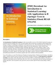 PDF] Download Statistical Rethinking: A Bayesian Course with
