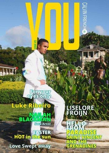 YOU! Magazine - Issue 3