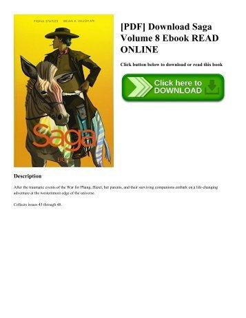[PDF] Download Saga Volume 8 Ebook READ ONLINE