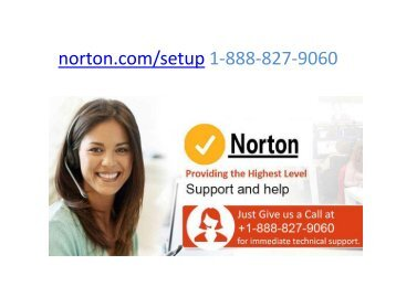 norton support and help