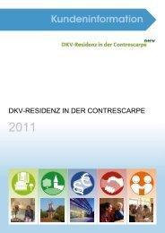 dkv-residenz in der contrescarpe - Kundeninformation Pflege