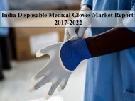 India Disposable Medical Gloves Market Report