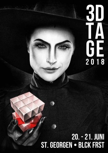 3D-TAGE 2018 Programmheft (Stand 21.03.2018)