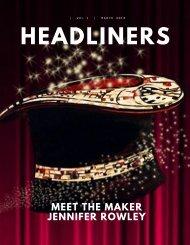 Headliner Meet The Maker Jennifer Rowley