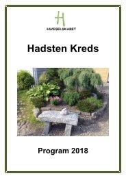 Hadsten 2018