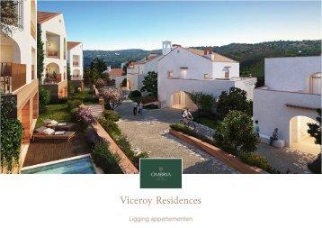 OMBRIA Resort - Viceroy Residences - Ligging en plattegronden