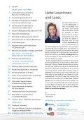 2018 MÄRZ / LEBENSHILFE FREISING / TAUSENDFÜSSLER-MAGAZIN - Page 2