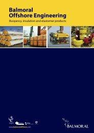 Balmoral Offshore Engineering: Buoyancy ... - Balmoral Group