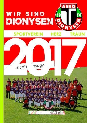 Jahresrückblick Fussball ASKÖ Dionysen aus Traun