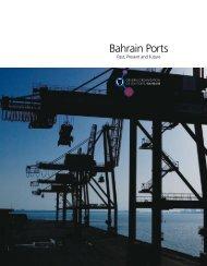 Bahrain Ports - General Organisation of Sea Ports