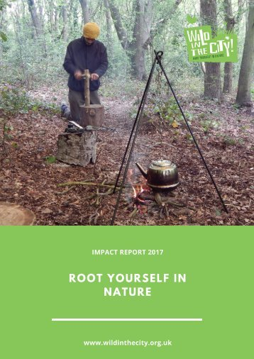 Wild in the City Impact Report 2017