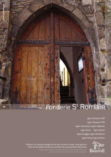 Brionne Lignes St-Romain