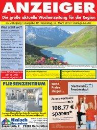 Anzeiger Ausgabe 1218