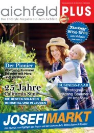 Aichfeld Plus April 2018