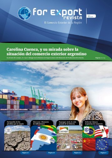 Revista For Export | Edición 10