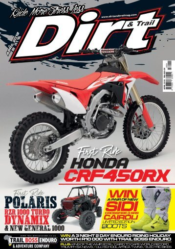 Dirt and Trail April 2018