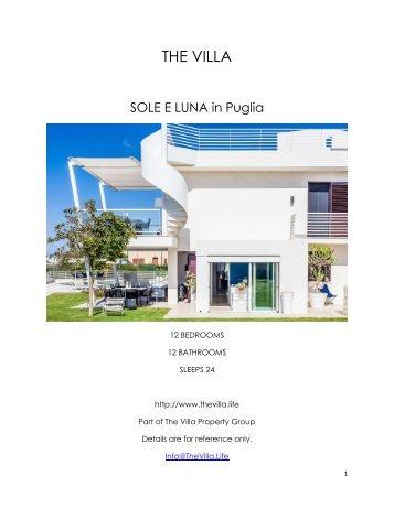 Sole E Luna - Puglia