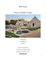 Trullo Cesare - Puglia