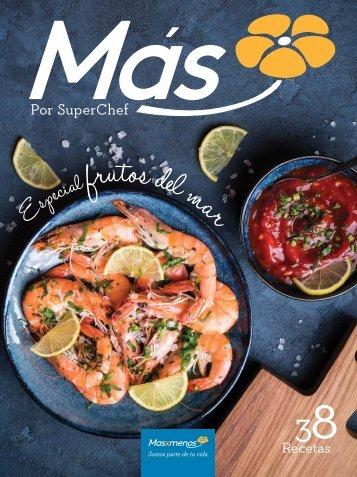 REVISTA MAS especial mariscos 3ra edición