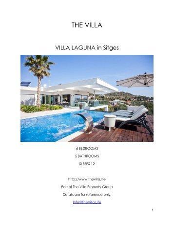 Villa Laguna - Sitges