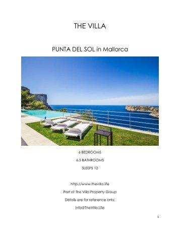 Punta del Sol - Mallorca