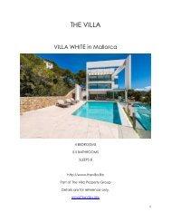 Villa White - Mallorca