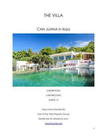 Can Juana - Ibiza