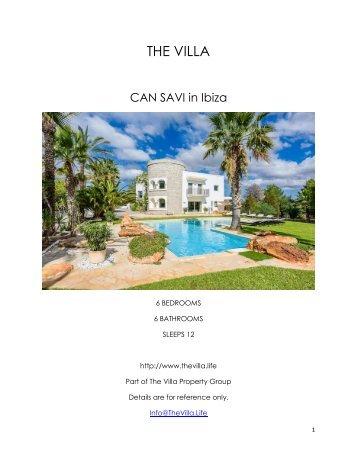 Can Savi - Ibiza