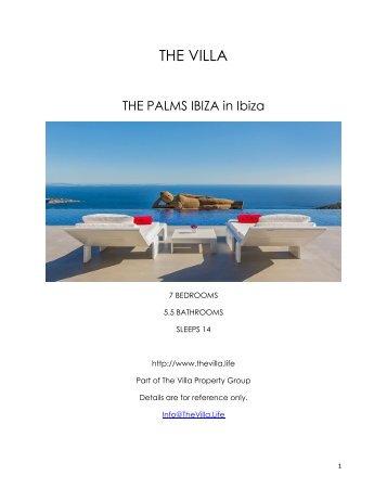 The Palms Ibiza - Ibiza