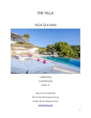 Villa Q - Ibiza