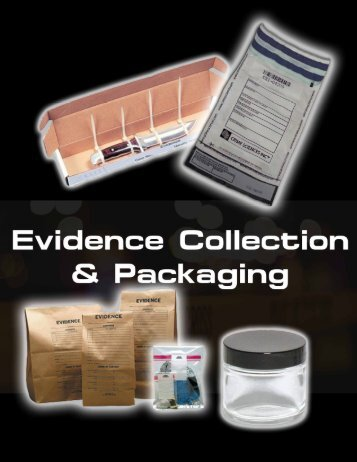Evidence Collection & Packagingpub