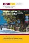 2018 CSUDH American Language & Culture Program Brochure - Page 2