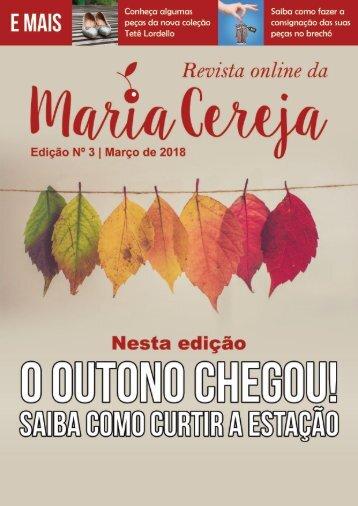 Revista Maria Cereja - Edição 03
